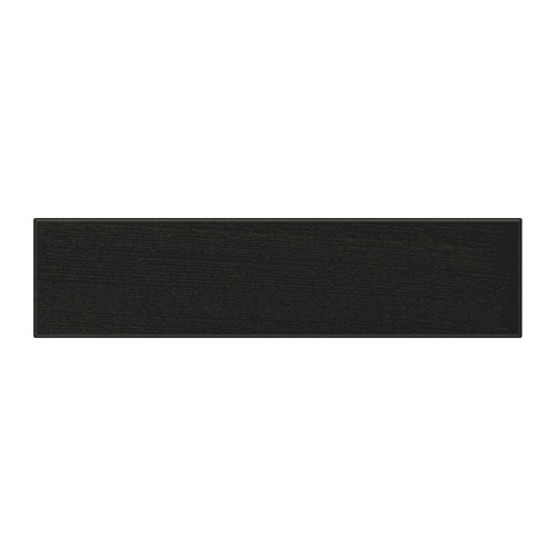 LERHYTTAN - drawer front, black stained | IKEA Hong Kong and Macau - PE697634_S4
