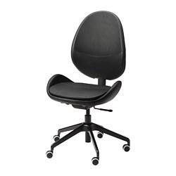 HATTEFJÄLL - office chair, Smidig black | IKEA Hong Kong and Macau - PE740332_S3