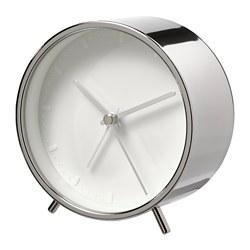 MALLHOPPA - 鬧鐘, 銀色 | IKEA 香港及澳門 - PE778492_S3