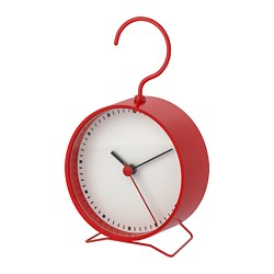 SNIFFA - 鐘, 紅色 | IKEA 香港及澳門 - PE778495_S3