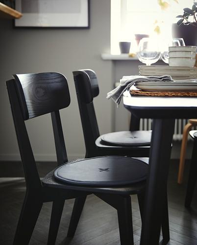 LISABO - 檯, 直徑105cm, 黑色 | IKEA 香港及澳門 - PH172127_S4