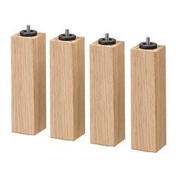 BURFJORD - 床腳, 橡木 | IKEA 香港及澳門 - PE697712_S3