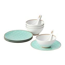 SOLGLIMTAR - 餐具,12件套裝 | IKEA 香港及澳門 - PE793145_S3