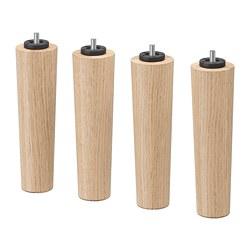 BRYNILEN - 床腳, 橡木 | IKEA 香港及澳門 - PE697715_S3