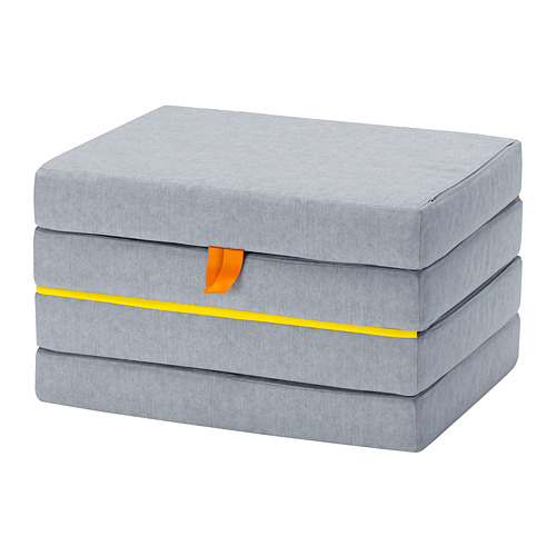 SLÄKT - pouffe/mattress, foldable | IKEA Hong Kong and Macau - PE697740_S4