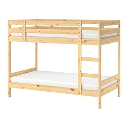 MYDAL - bunk bed frame, pine | IKEA Hong Kong and Macau - PE697760_S3