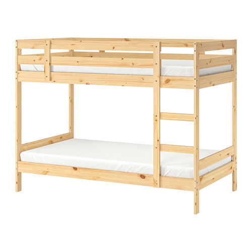 MYDAL - bunk bed frame, pine | IKEA Hong Kong and Macau - PE697760_S4