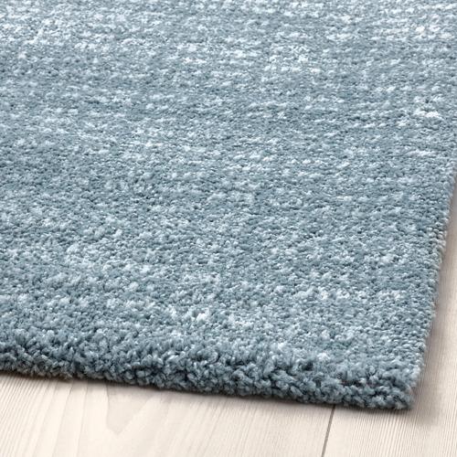 LANGSTED - rug, low pile, light blue | IKEA Hong Kong and Macau - PE793173_S4