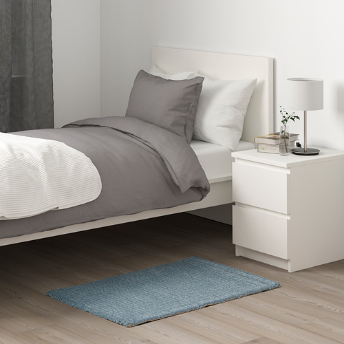 LANGSTED - rug, low pile, light blue | IKEA Hong Kong and Macau - PE793171_S4