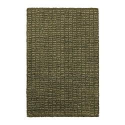 LANGSTED - 短毛地氈, 深綠色 | IKEA 香港及澳門 - PE793177_S3