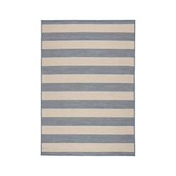 VRENSTED - rug flatwoven, in/outdoor, beige/light blue | IKEA Hong Kong and Macau - PE793190_S3
