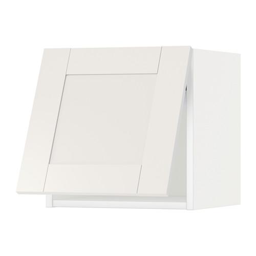 METOD - wall cabinet horizontal, white/Sävedal white   IKEA Hong Kong and Macau - PE524694_S4