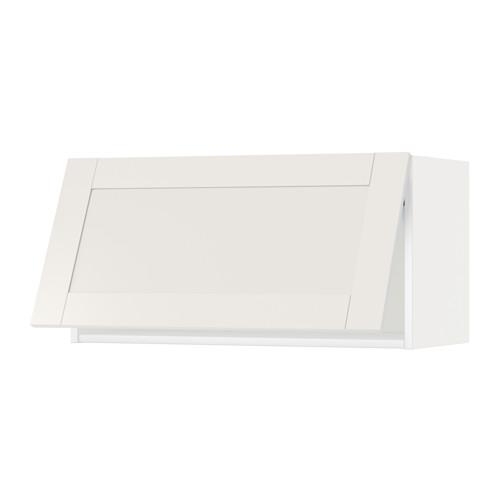 METOD - wall cabinet horizontal, white/Sävedal white | IKEA Hong Kong and Macau - PE524724_S4