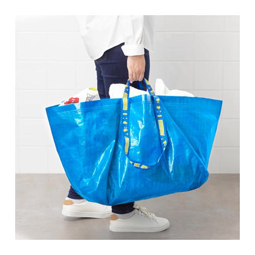 FRAKTA 購物袋,大