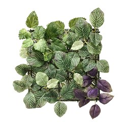 FEJKA - artificial plant, wall mounted/in/outdoor green/lilac | IKEA Hong Kong and Macau - PE697841_S3