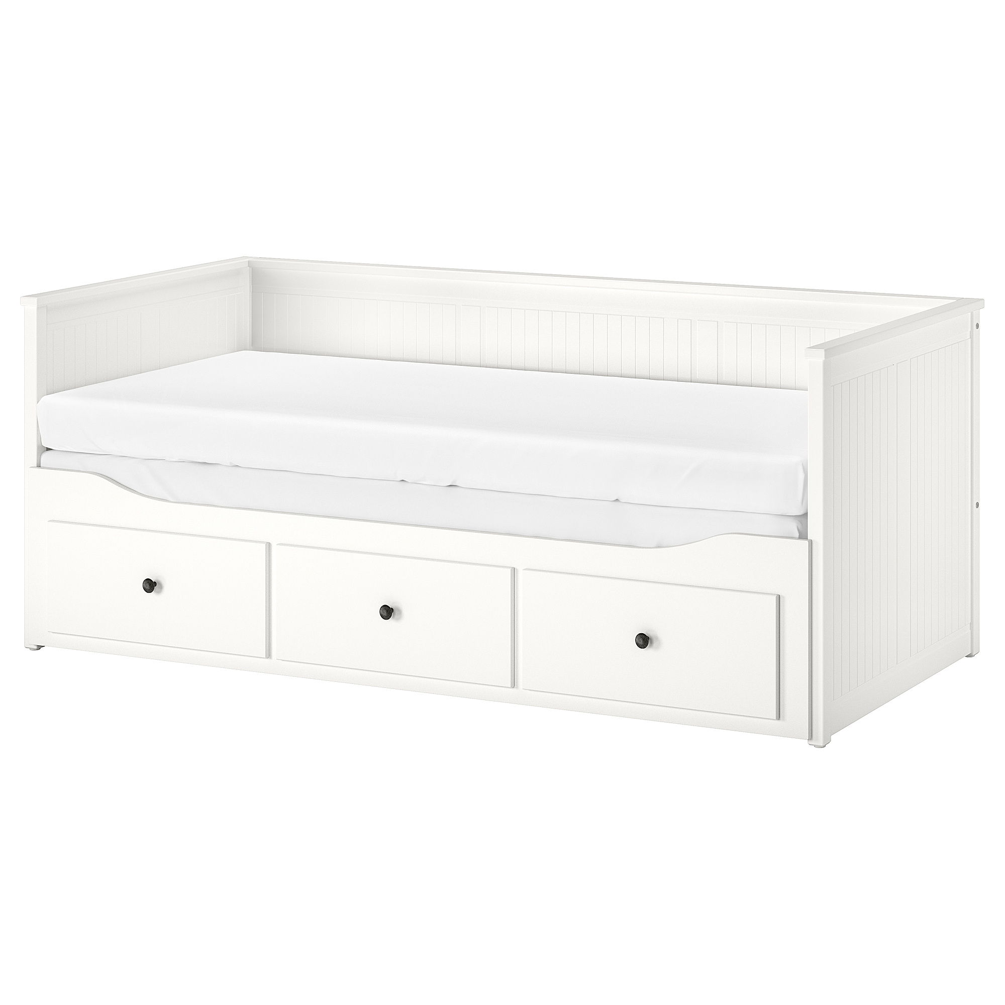 Hemnes Day Bed Frame With 3 Drawers White Ikea Hong Kong And Macau