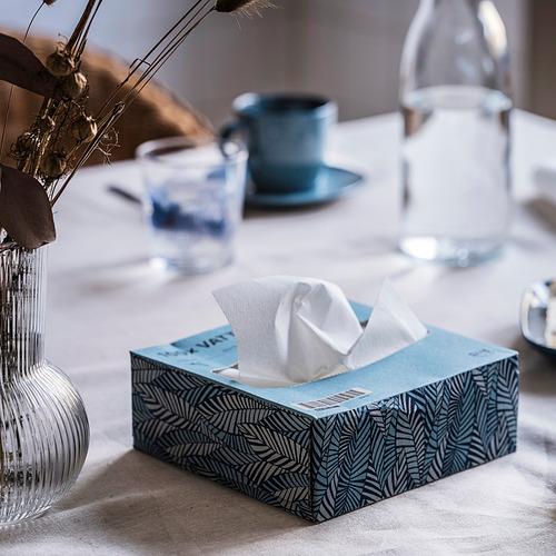 VATTENDANS - 餐紙巾, 藍色 | IKEA 香港及澳門 - PE838420_S4