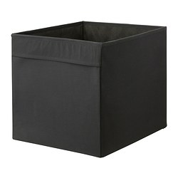 DRÖNA - box, black | IKEA Hong Kong and Macau - PE293913_S3