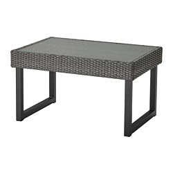 SOLLERÖN - coffee table, outdoor, anthracite/dark grey | IKEA Hong Kong and Macau - PE740549_S3