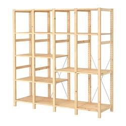 IVAR - 貯物組合, 179x50x179 cm, 松木 | IKEA 香港及澳門 - PE294492_S3