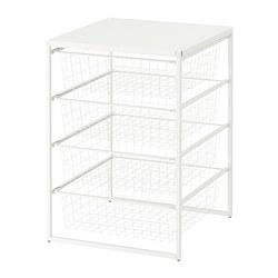 JONAXEL - frame/wire baskets/top shelf   IKEA Hong Kong and Macau - PE740768_S3