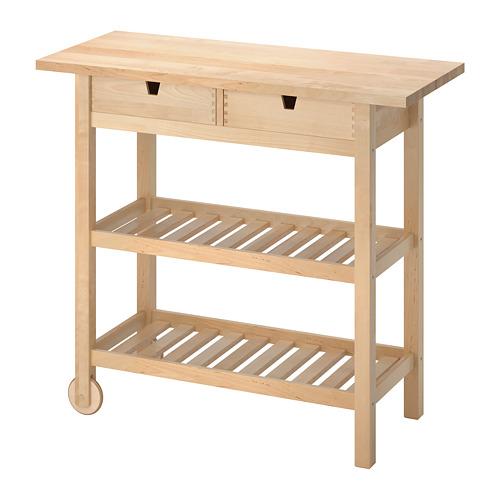 FÖRHÖJA - 廚房活動几, 樺木 | IKEA 香港及澳門 - PE740780_S4