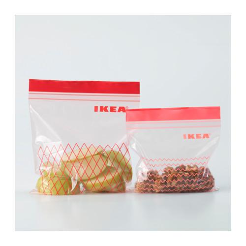 ISTAD - resealable bag, red | IKEA Hong Kong and Macau - PE590486_S4