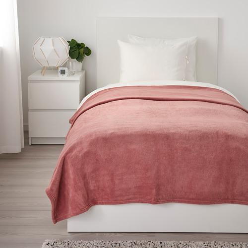 TRATTVIVA - bedspread, dark pink | IKEA Hong Kong and Macau - PE740850_S4