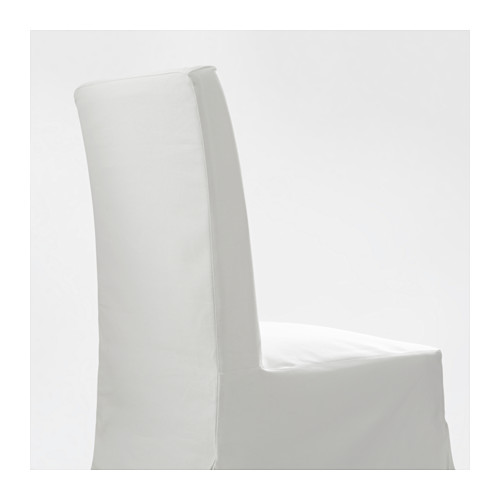 HENRIKSDAL chair with long cover