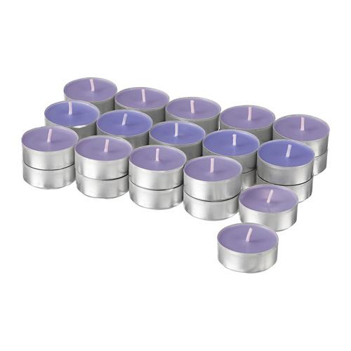 SINNLIG - 香味小蠟燭, 黑莓/紫色 | IKEA 香港及澳門 - PE698162_S4