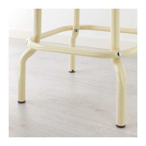 RÅSKOG - 高腳凳, 椅座高度63cm, 米黃色 | IKEA 香港及澳門 - PE590688_S4
