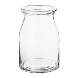 BEGÄRLIG - vase, clear glass | IKEA Hong Kong and Macau - PE698196_S3