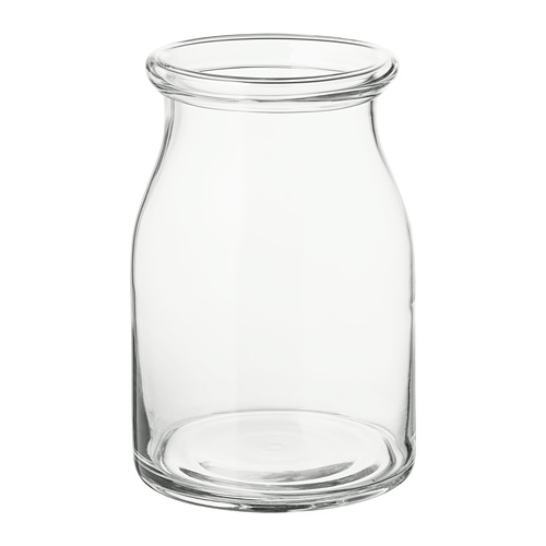 BEGÄRLIG - vase, clear glass | IKEA Hong Kong and Macau - PE698196_S4