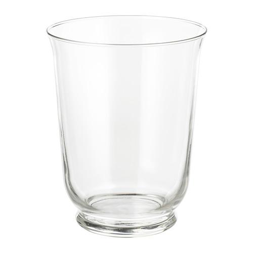 POMP - 花瓶/燭燈, 透明玻璃 | IKEA 香港及澳門 - PE698184_S4