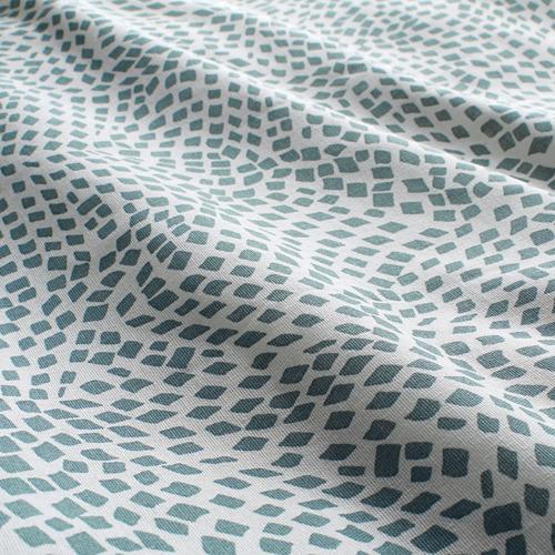 TRÄDKRASSULA - 被套連2個枕袋, 白色/藍色, 200x200/50x80 cm  | IKEA 香港及澳門 - PE741007_S4