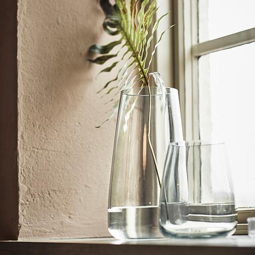 BERÄKNA - 花瓶, 淺灰色 | IKEA 香港及澳門 - PE838711_S4