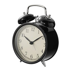 DEKAD - alarm clock, black | IKEA Hong Kong and Macau - PE698263_S3