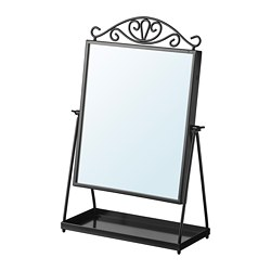 KARMSUND - table mirror, black | IKEA Hong Kong and Macau - PE698268_S3