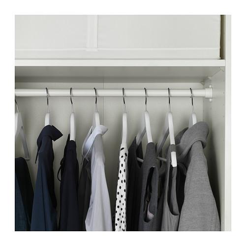 KOMPLEMENT - 掛衣桿, 白色 | IKEA 香港及澳門 - PE376820_S4