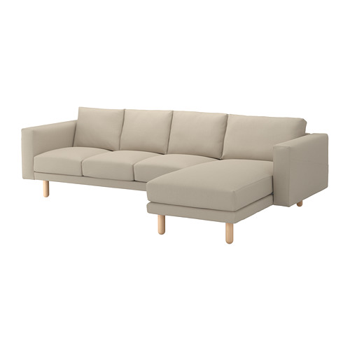 NORSBORG cover for 4-seat sofa