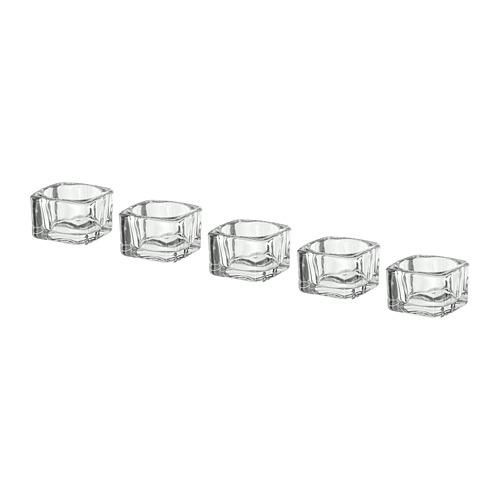 GLASIG - 燭燈座, 透明玻璃 | IKEA 香港及澳門 - PE698309_S4