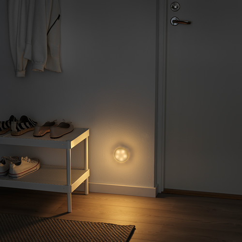 MOLGAN - LED燈, 白色/電池操作 | IKEA 香港及澳門 - PE655215_S4