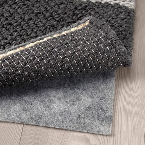 KOLLUND - rug, flatwoven, handmade grey   IKEA Hong Kong and Macau - PE648642_S4