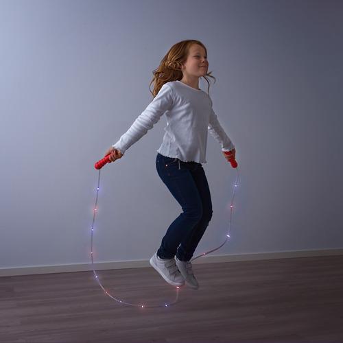 LUSTIGT LED燈跳繩