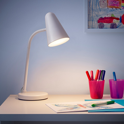 FUBBLA - LED工作燈, 白色 | IKEA 香港及澳門 - PE643625_S4