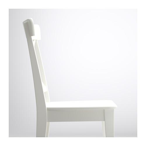 INGATORP/INGOLF - table and 6 chairs, white/white | IKEA Hong Kong and Macau - PE591005_S4