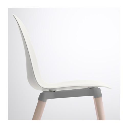 LEIFARNE - 椅子, 白色/Ernfrid 樺木 | IKEA 香港及澳門 - PE591019_S4