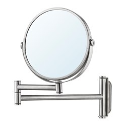 BROGRUND - mirror, stainless steel | IKEA Hong Kong and Macau - PE698447_S3