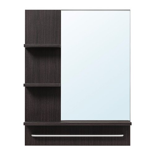 LILLÅNGEN - mirror, black-brown | IKEA Hong Kong and Macau - PE698450_S4