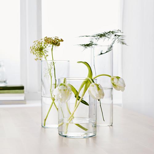 CYLINDER 花瓶,3件套裝